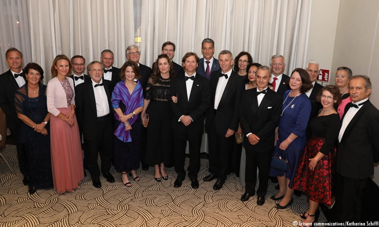 Gala Dinner for the Ambassador