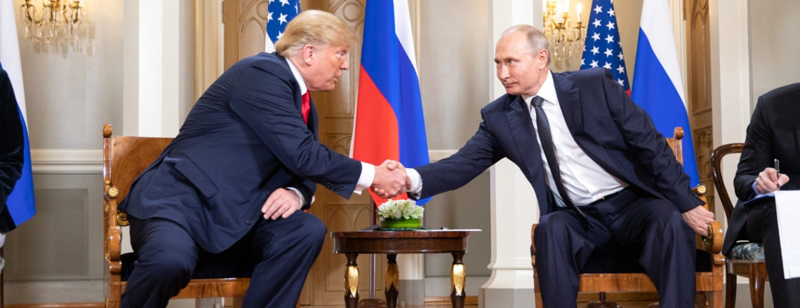 Remarks by President Trump and President Putin in Joint Press Conference